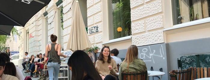 Café in der Burggasse is one of Wien.