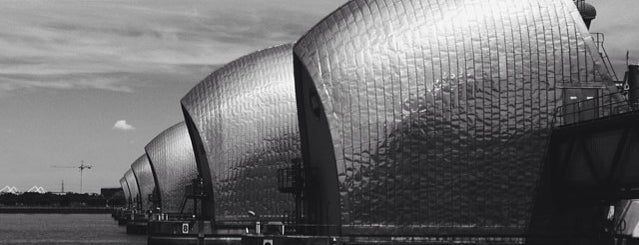 Thames Barrier is one of London Sightseeing.