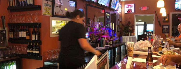 Shortstop Bar & Grill is one of Western MA.