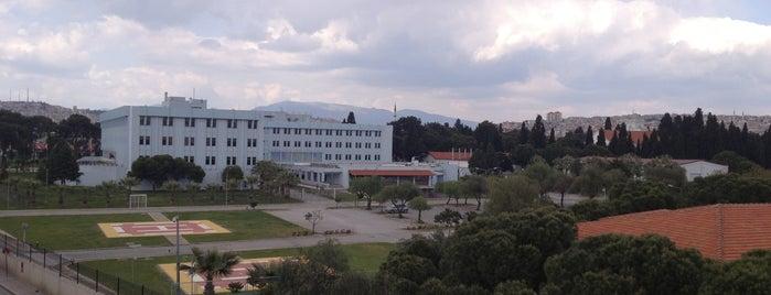 NATO Allied Land Command is one of Locais salvos de Yener.