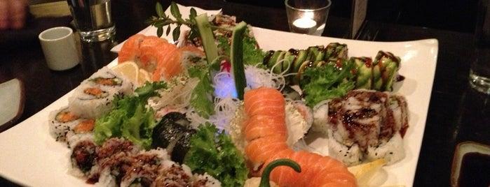 Miki Japanese Restaurant is one of Ann Arbor.