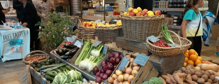 Daylesford Organic is one of Best in London.