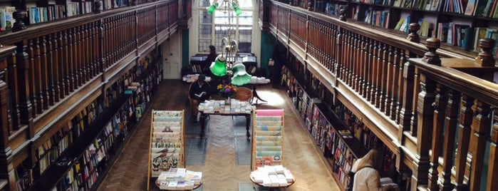 Daunt Books is one of Best in London.