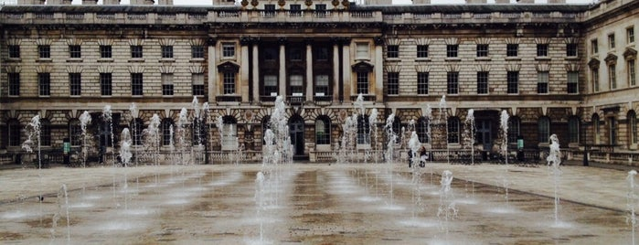 Somerset House is one of Best in London.