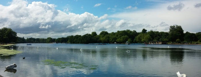 Hyde Park is one of Best in London.