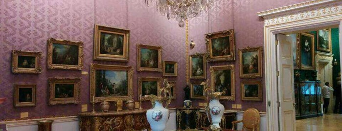 The Wallace Collection is one of Best in London.