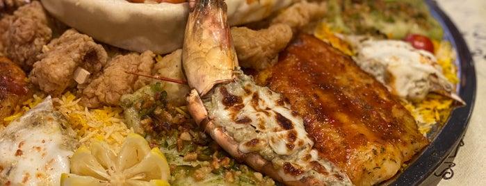 Masaf Restaurant is one of Riyadh.