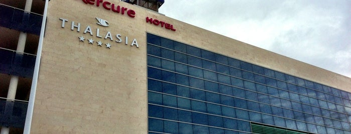 Hotel Thalasia Costa de Murcia is one of Locais curtidos por Maria.
