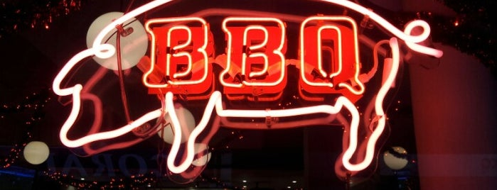 BBQ in London