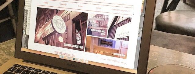 Tjili Pop is one of Coffee, work and wifi in Copenhagen.