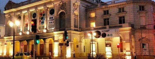 Teatro Municipal de Santiago is one of Minha Santiago (Chile).