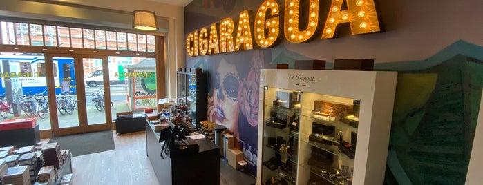 Cigaragua is one of Ecnebi.
