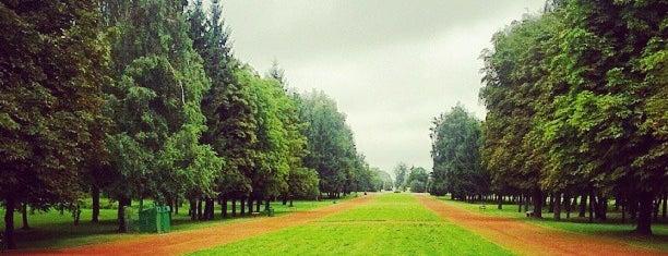 Каложский парк is one of Locais salvos de Bengi.