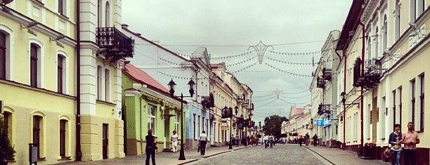 Улица Советская is one of Locais salvos de Bengi.