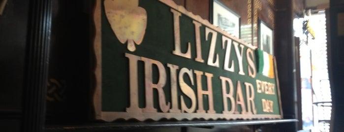 Lizzy McCormack's Irish Bar is one of Orlando.