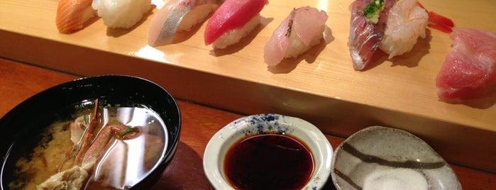 松喜すし is one of Japan.