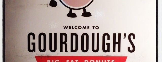 Gourdough's is one of Food Trucks ATX.