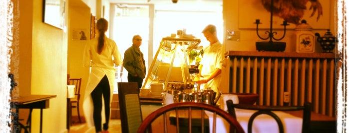 Petit Café is one of #myhints4Hamburg.