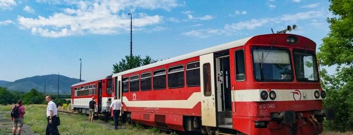 S25 • Záhorská Ves – Zohor (– Plavecké Podhradie) is one of Vlaky IDS BK.