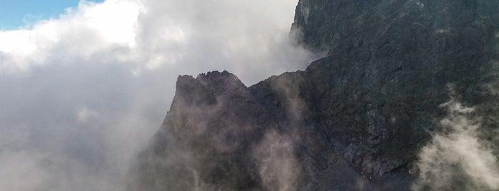Pfinnova kopa (2060,3 m n. m.) is one of Turistické body v TANAP-e.