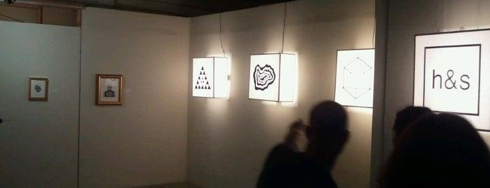 Corridor 2122 is one of Art Galleries.