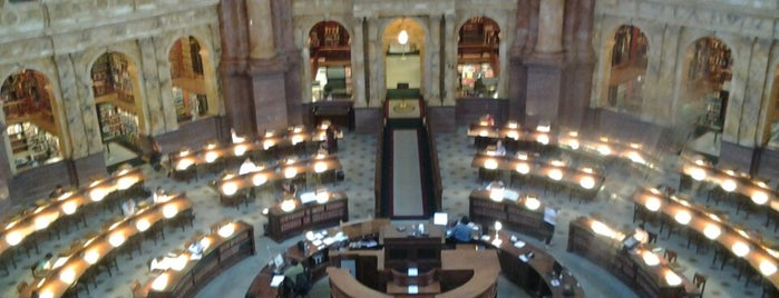 Library Of Congress Main Reading Room is one of Lugares favoritos de Frey.
