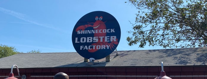 shinnecock lobster factory is one of Posti salvati di Rachel.