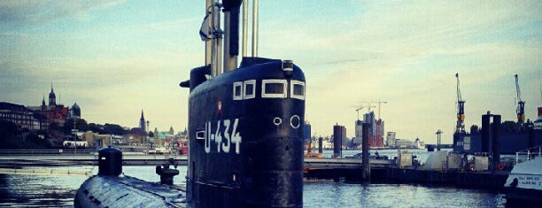 U-434 U-Boot Museum is one of Hamburg.