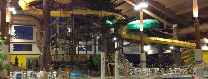 Timber Ridge Lodge & Waterpark is one of Day Trips and  Hiking.