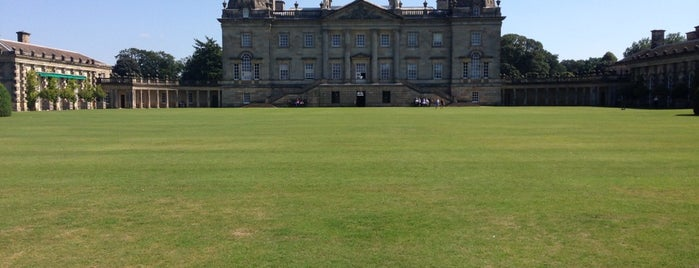 Houghton Hall is one of NFLK.
