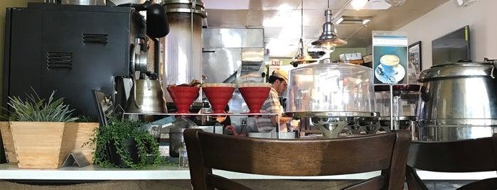 unico cafe is one of Orte, die antbezpaleva gefallen.