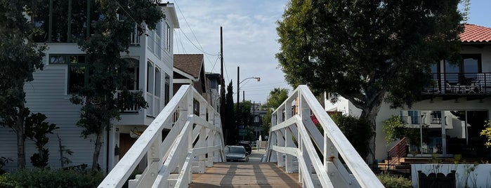 Venice Canal Historic District is one of la to-do.