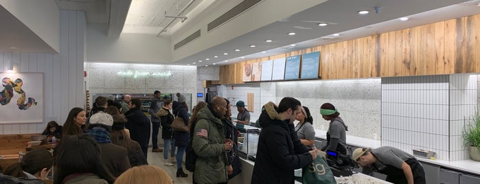 sweetgreen is one of Midtown.