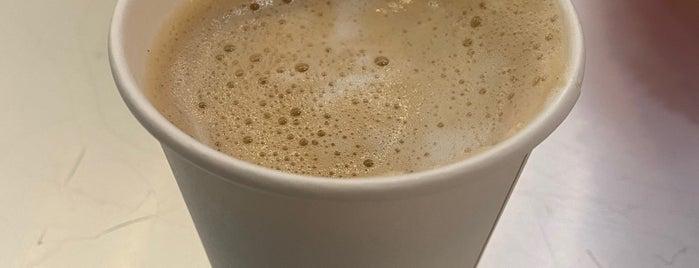 Vessel Craft Coffee is one of Norfolk Fun.