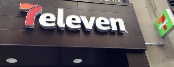 7-Eleven is one of Lieux sauvegardés par SUEBOO.