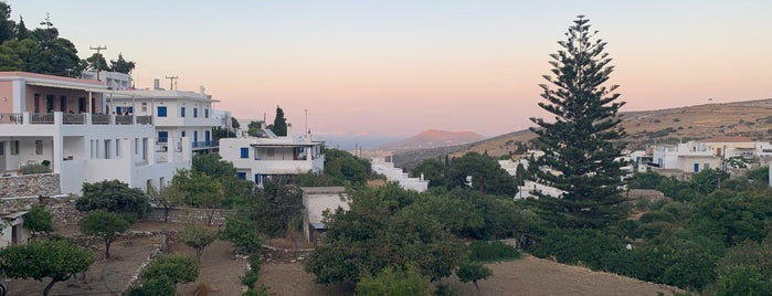 Lefkes Village is one of Aylin'in Beğendiği Mekanlar.
