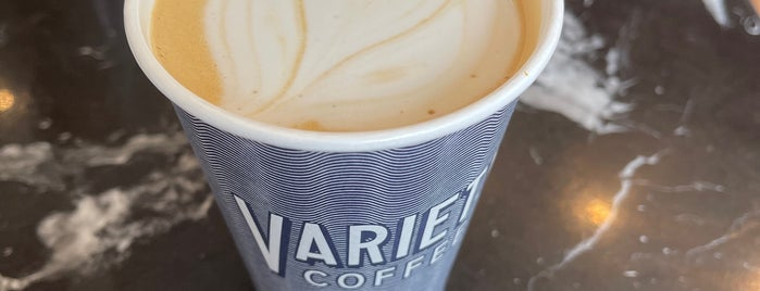 Variety Coffee Roasters is one of Coffee NYC.