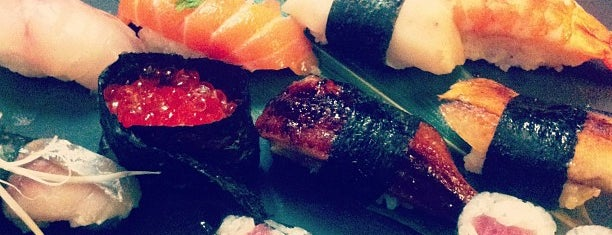 Tokio Sushi is one of BCN Food.