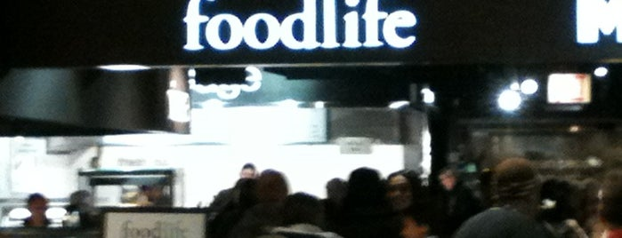 Foodlife is one of Foods In The Hall.