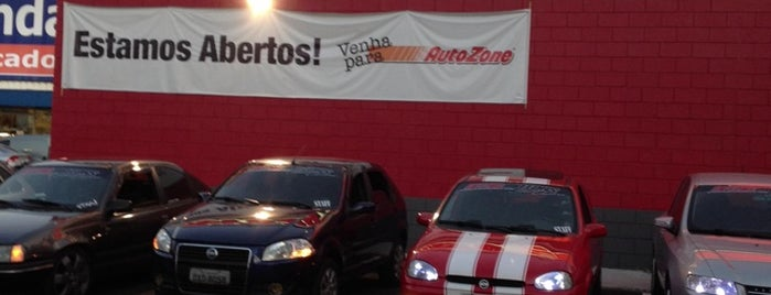 AutoZone is one of Lieux qui ont plu à Ricardo.