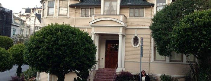 Mrs. Doubtfire's House is one of Locais salvos de Kate.
