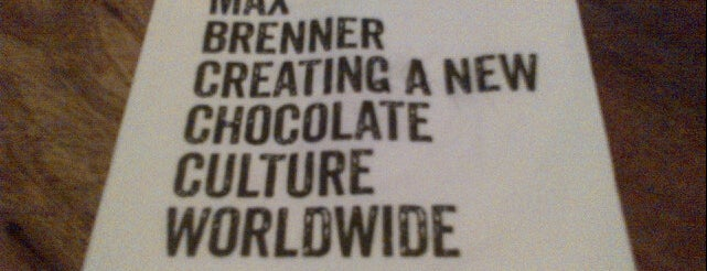 Max Brenner is one of NYC.