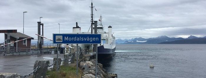 Solholmen fergekai is one of Norge 2019.