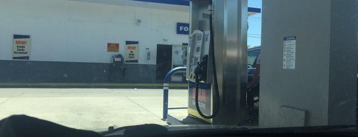 USA Gasoline is one of Brian : понравившиеся места.