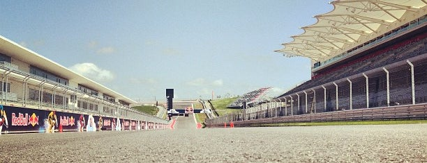 Circuit of The Americas is one of MotoGP - Circuits.