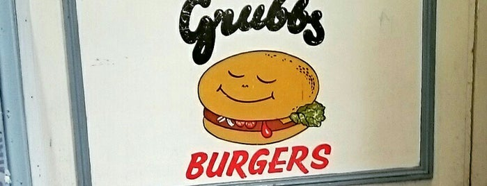 Grubbs Burgers is one of Brighton.