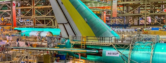 Boeing, 40-22 is one of Must-have Experiences in Seattle.