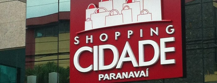 Shopping Cidade Paranavaí is one of Shopping.