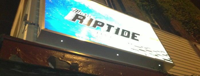 Marie's Rip-Tide Lounge is one of Bucktown/Wicker Park Insider.