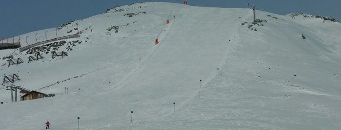 Kappl is one of Tirol 2018.